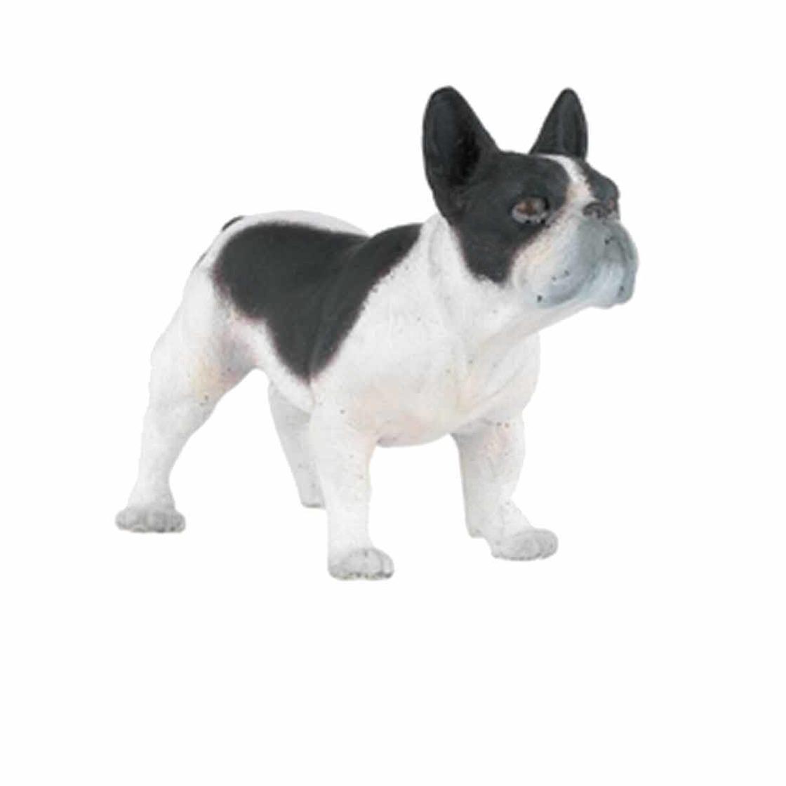 Franse Bulldog hond plastic