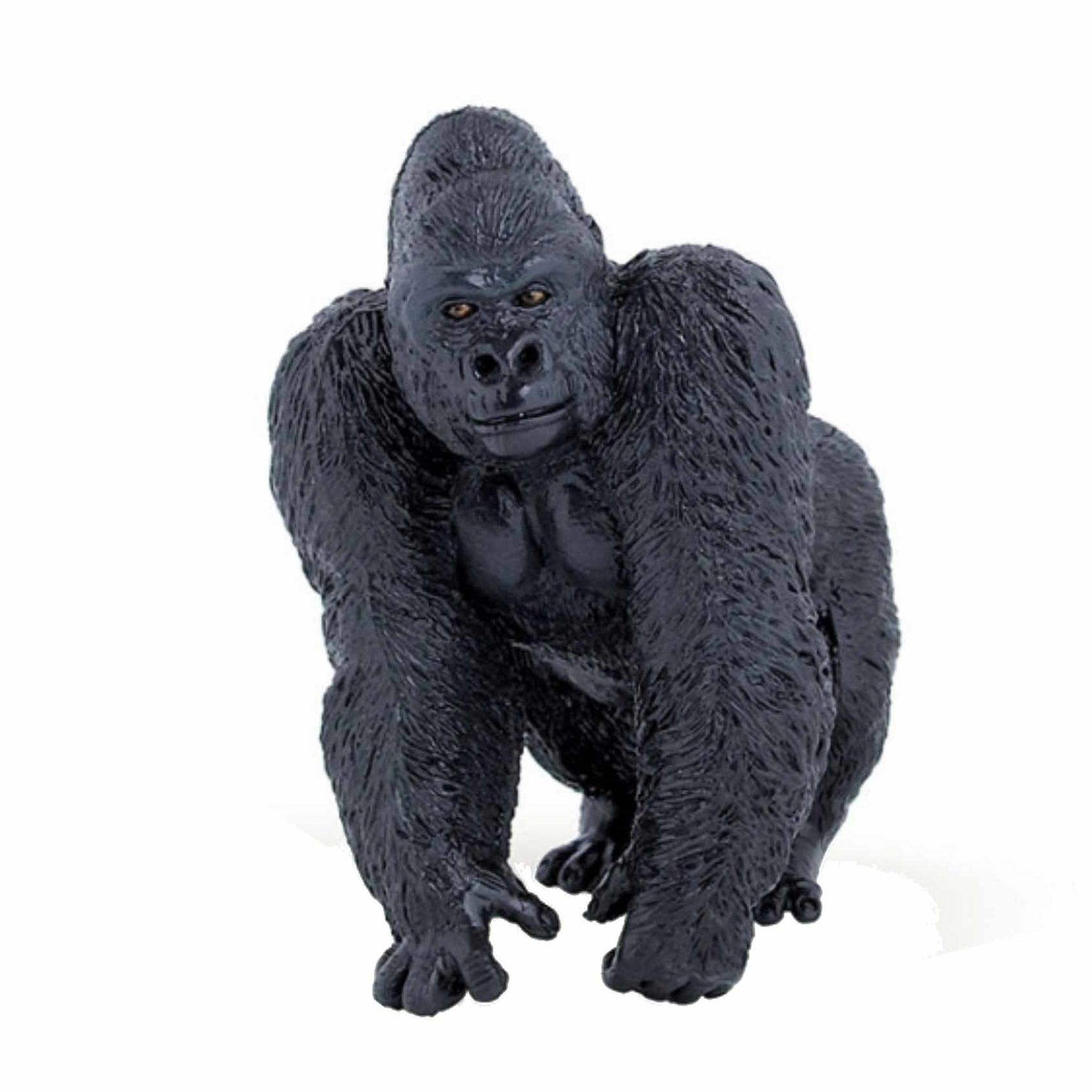 Gorilla speeldiertje 5 cm