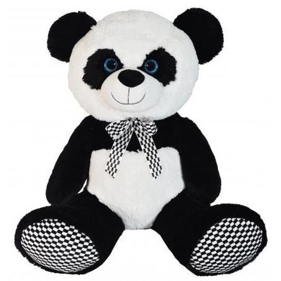 Grote knuffel pandabeer 70 cm