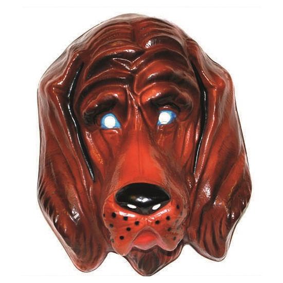 Hond masker voor volwassenen