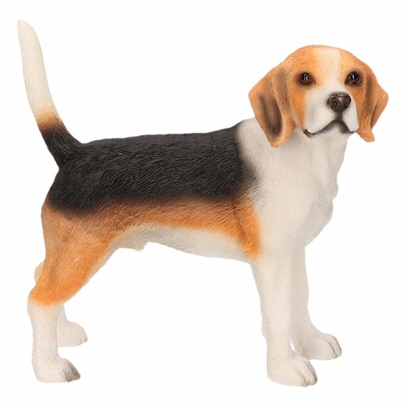 Honden beeldje Beagle 11 cm