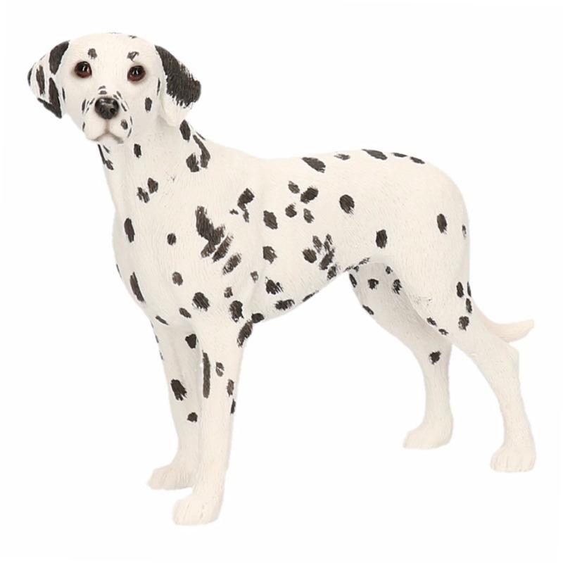 Honden beeldje Dalmatier14 cm
