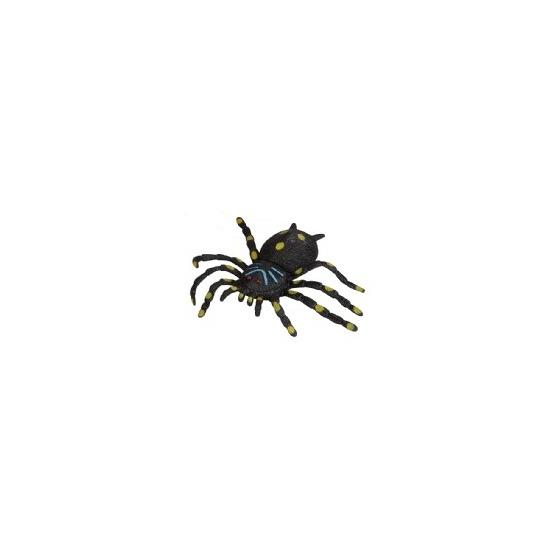 Horror nep decoratie spin Webly 13 cm