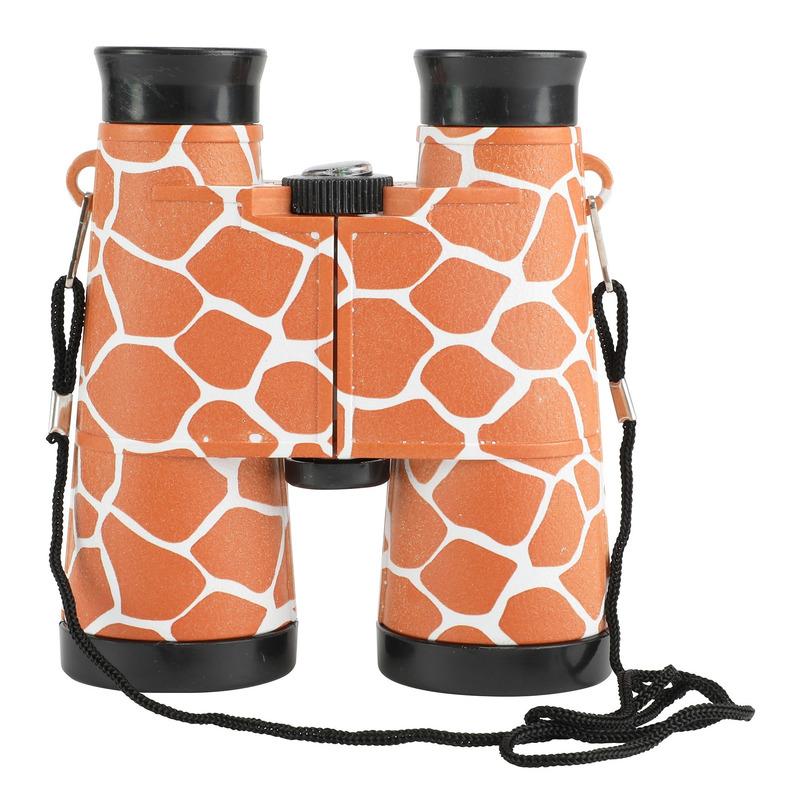 Kinder verrekijker giraffeprint