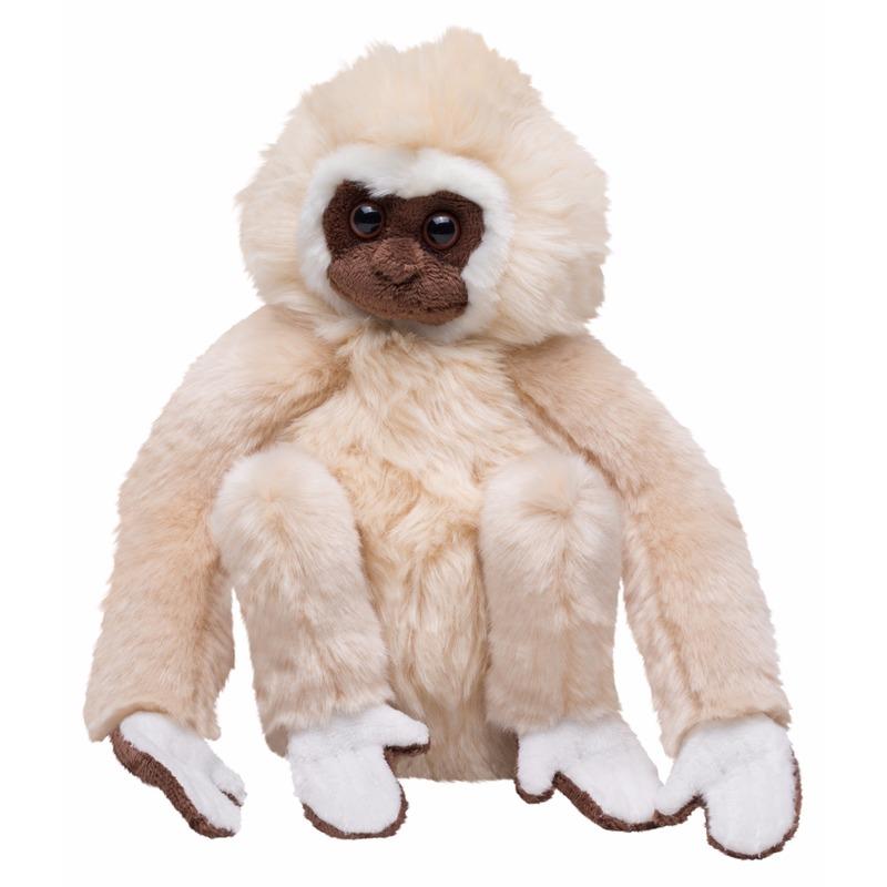 Afbeelding Knuffel aap gibbon 22 cm door Animals Giftshop