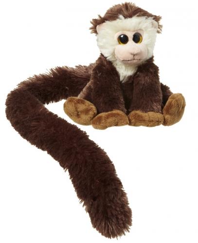Knuffel capucijneraapje 16 cm
