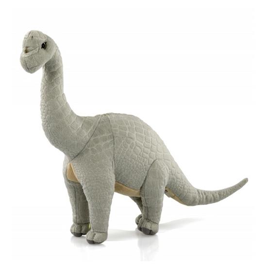 Knuffel dinosaurus Brontosaurus 36 cm