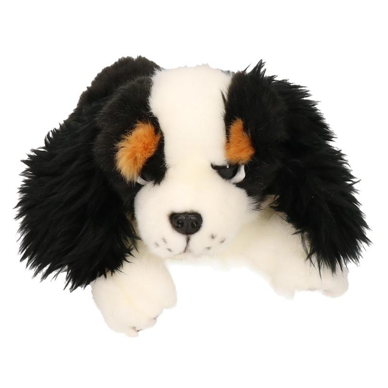 Knuffel hond King Charles Spaniel 25 cm