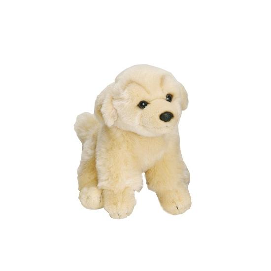 Knuffel labrador hondje 20 cm