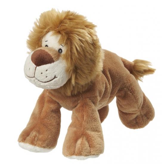 Knuffel leeuw diertje van 22 cm
