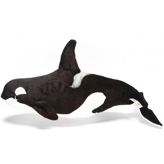 Knuffeldier orka van 50 cm
