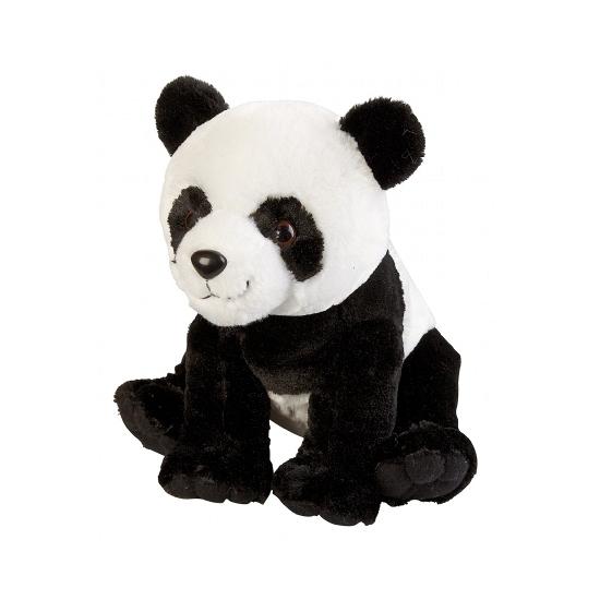 Knuffeldier panda 30 cm