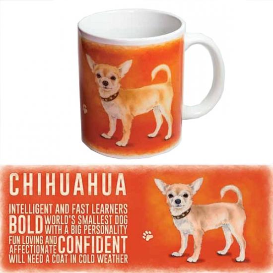 Koffie beker Chihuahua hondje