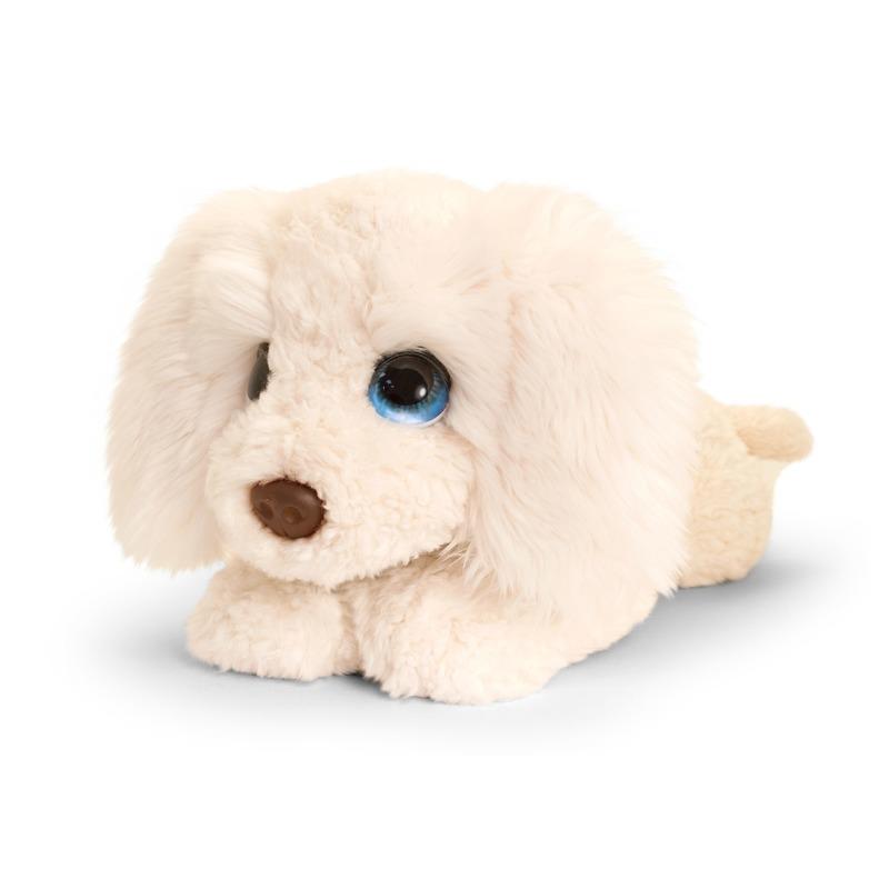 Labradoodle honden knuffeldier groot 47 cm