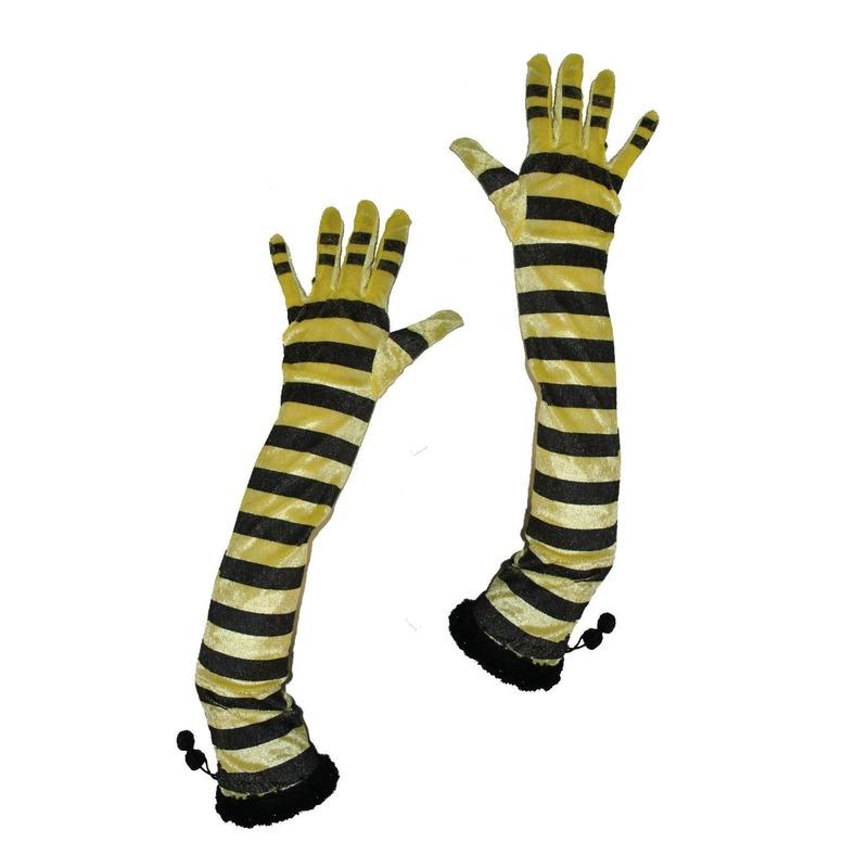 Lange bijen handschoenen