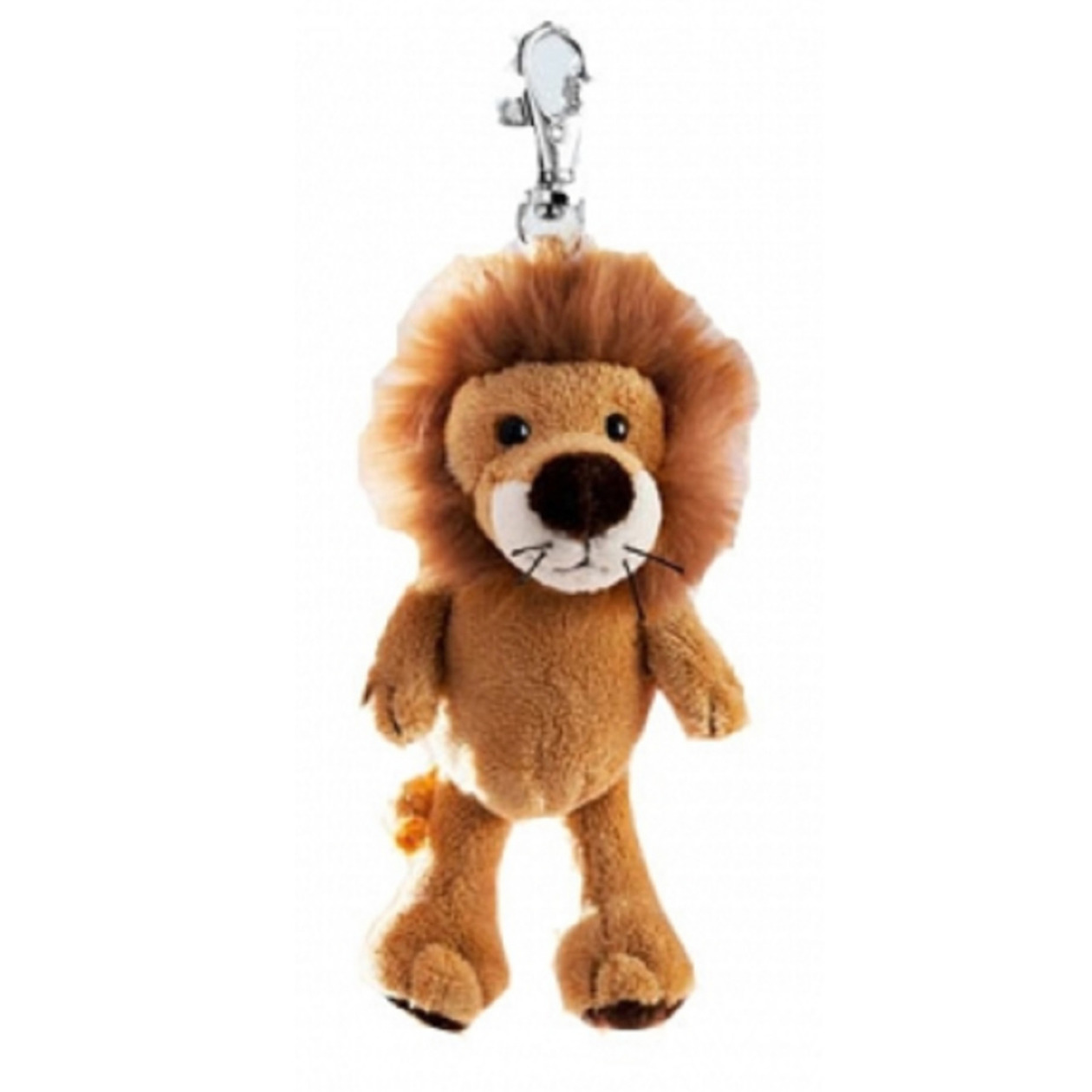 Leeuwen sleutelhanger 10 cm