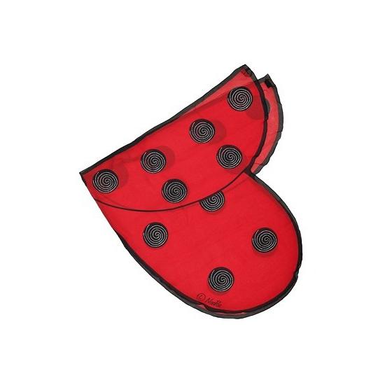 Lieveheersbeestje verkleed vleugels voor kids