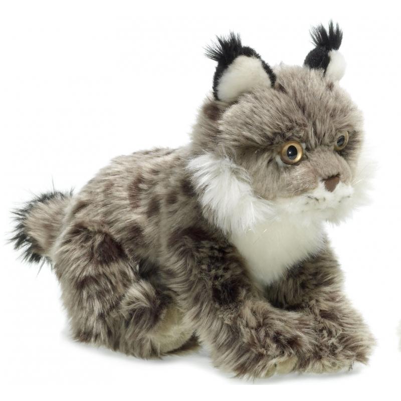 Lynx knuffeldier 23 cm