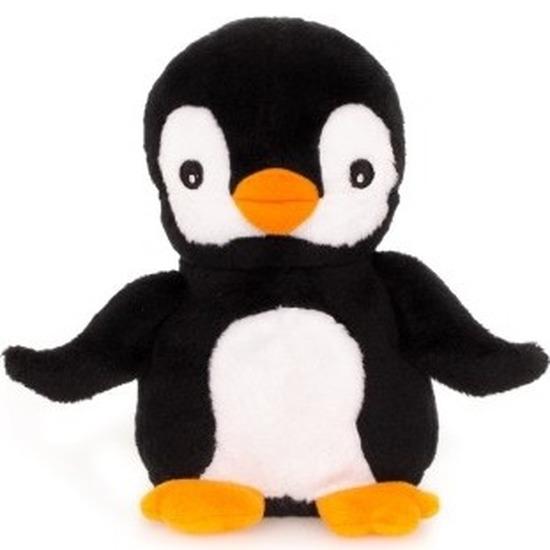 Magnetron knuffel pinguin 13 cm