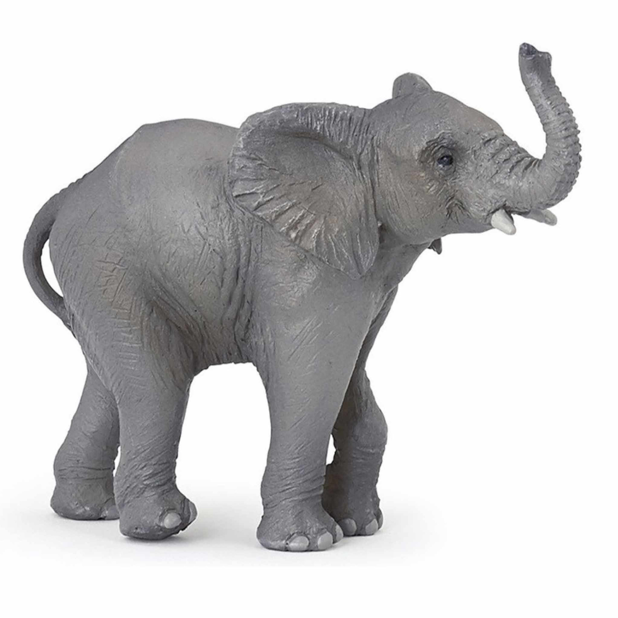 Olifant speeldiertje 10 cm