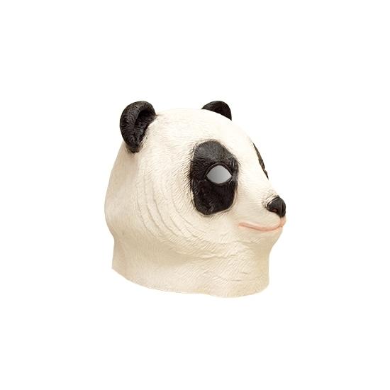Panda dierenkop masker