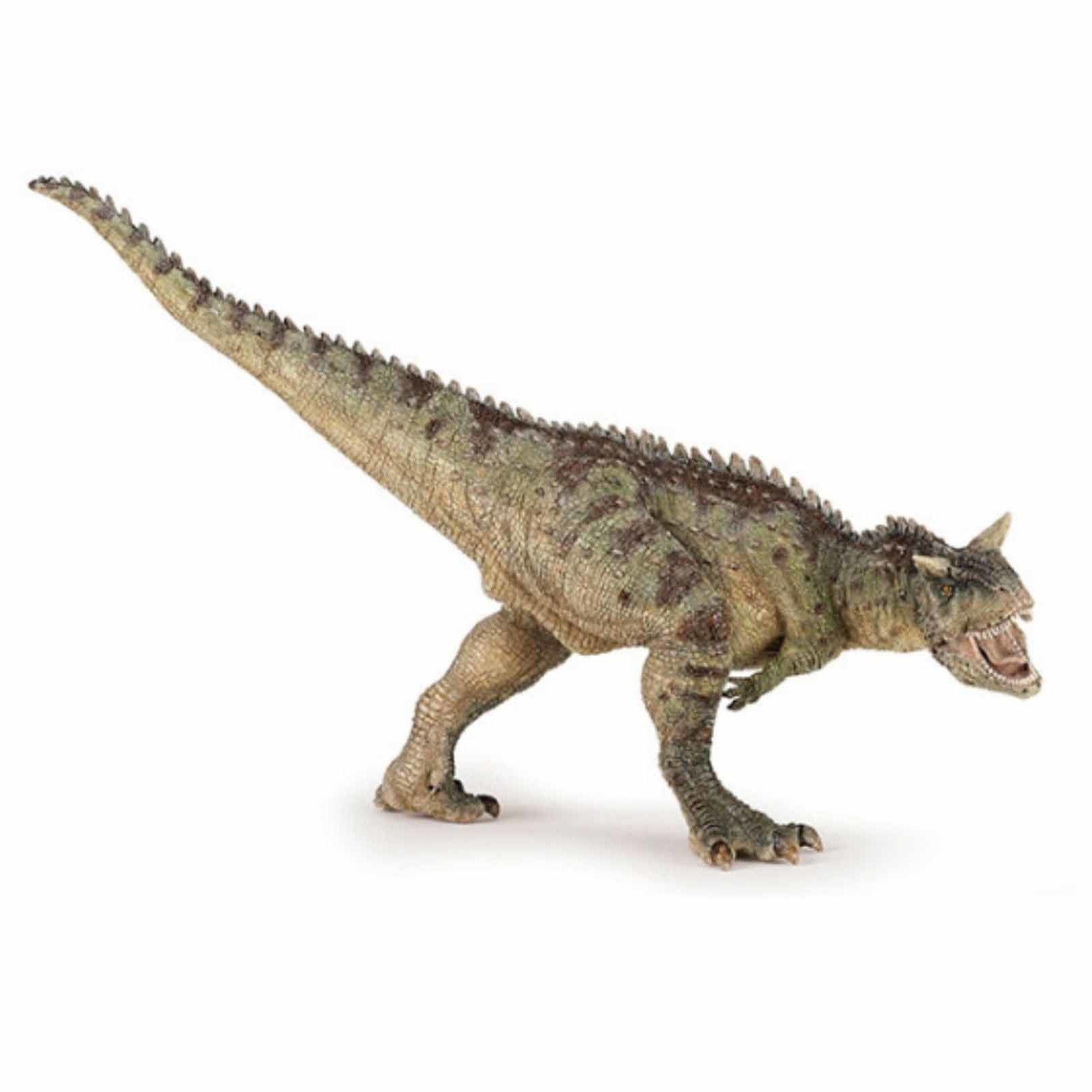 Plastic speelfiguur carnotaurus dinosaurus 19 cm