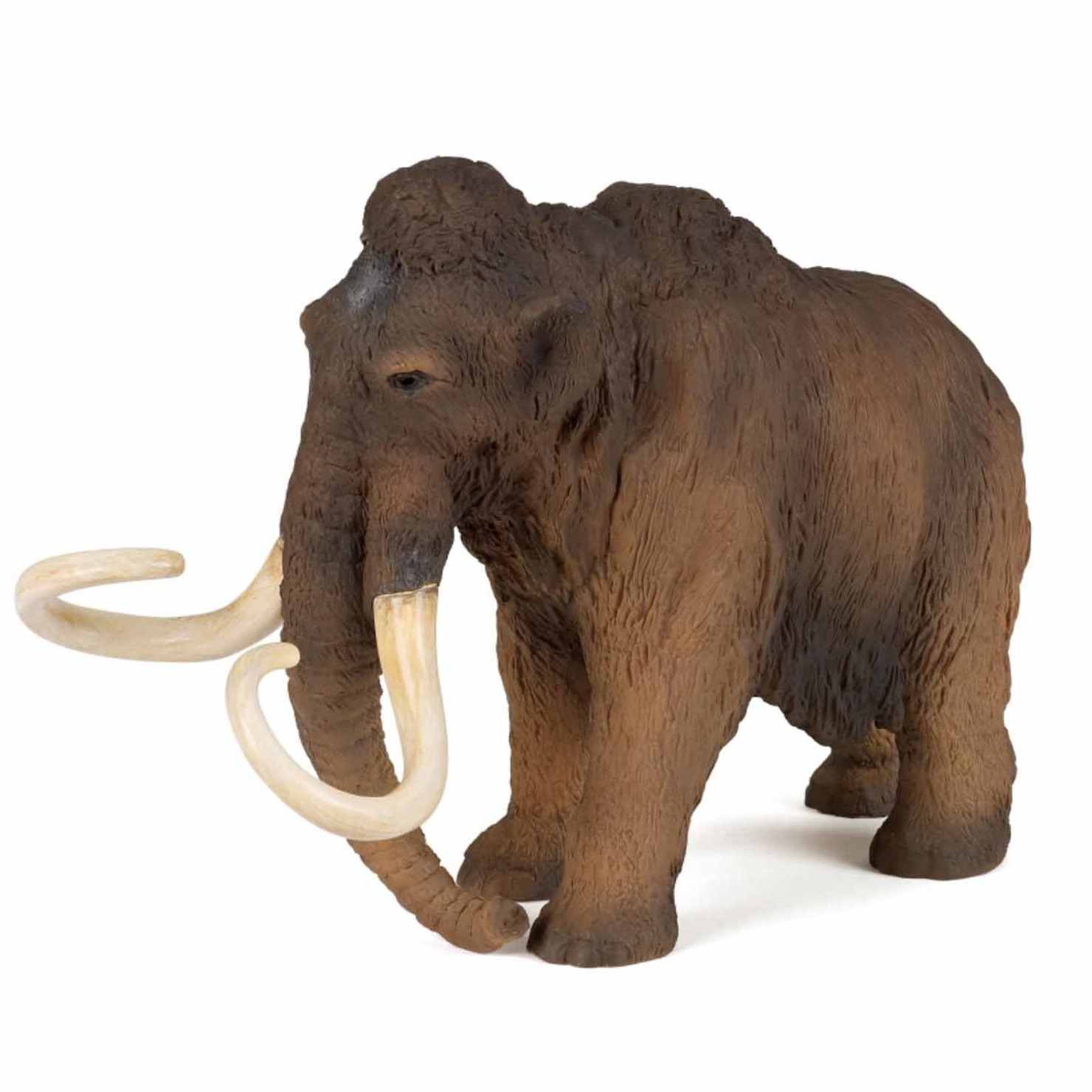 Plastic speelgoed mammoet 20 cm