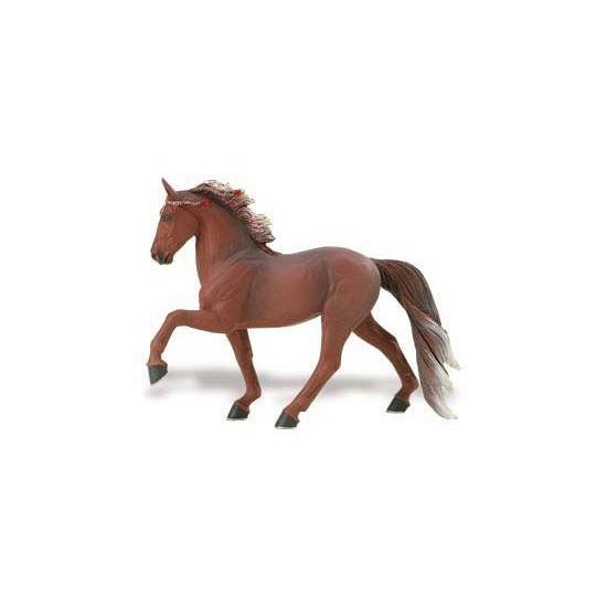 Plastic speelgoed Tennessee paard 13 cm