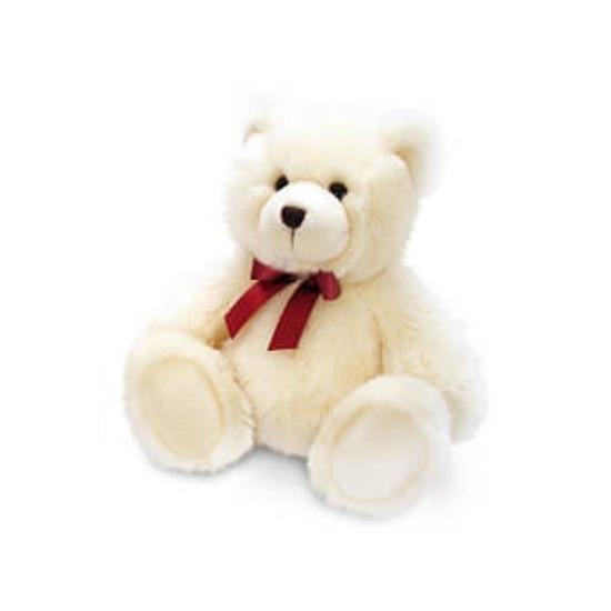Pluche beige beren knuffel 50 cm