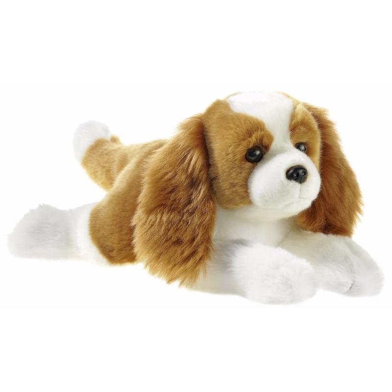 Pluche Cocker Spaniel honden knuffeldier 32 cm