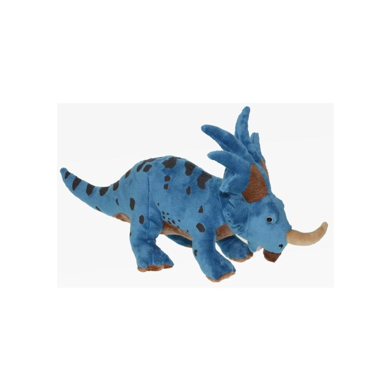 Pluche dinosaurus knuffel 39 cm Styracosaur