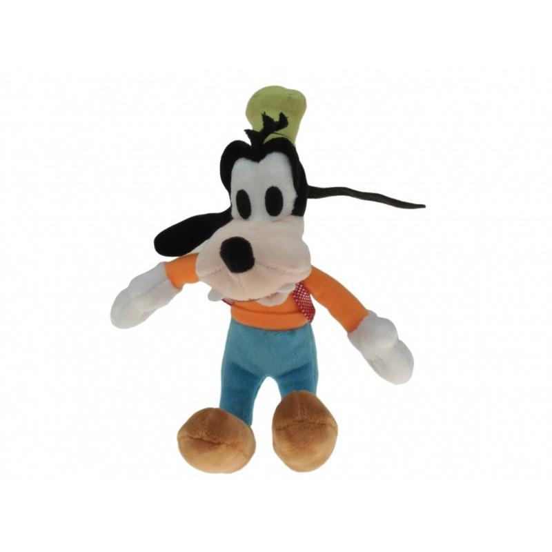 Afbeelding Pluche Disney Goofy knuffeldier 18 cm speelgoed door Animals Giftshop