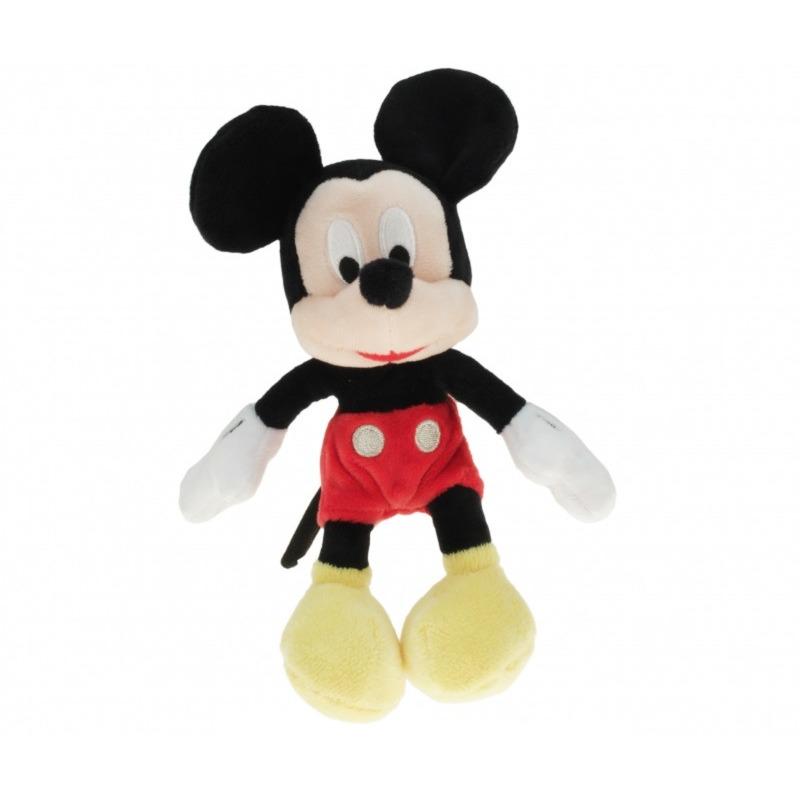 Afbeelding Pluche Disney Mickey Mouse knuffeldier 18 cm speelgoed door Animals Giftshop