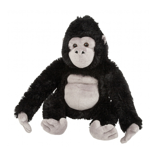 Pluche gorilla aap 30 cm