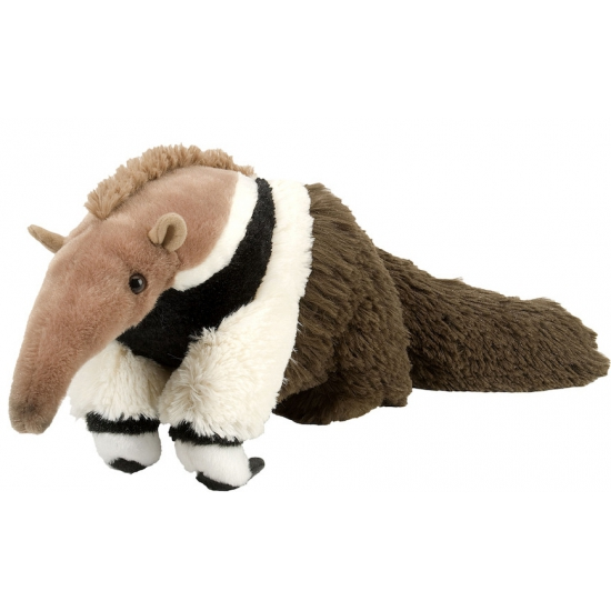 Pluche knuffel miereneter