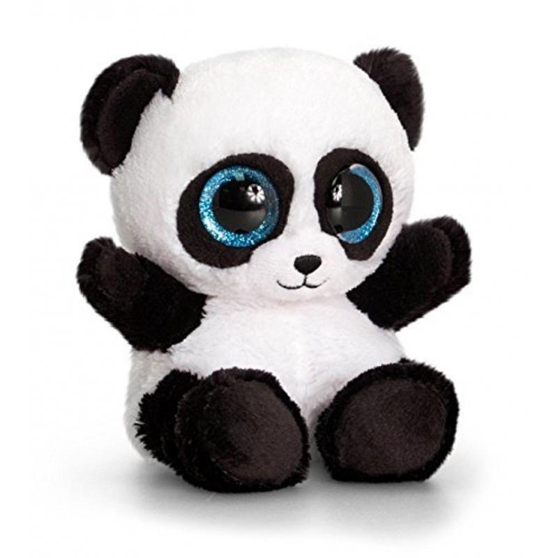 Pluche Knuffeldier panda15cm