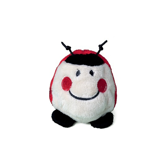 Pluche lieveheersbeestje knuffel 7 cm