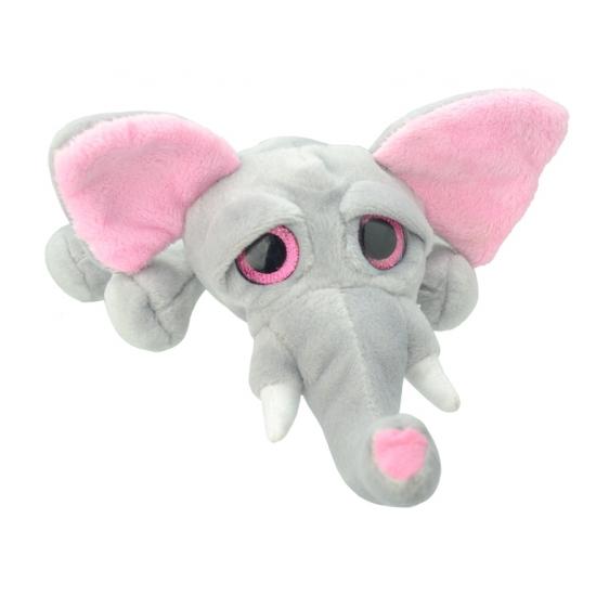 Pluche olifant knuffeldier 37 cm