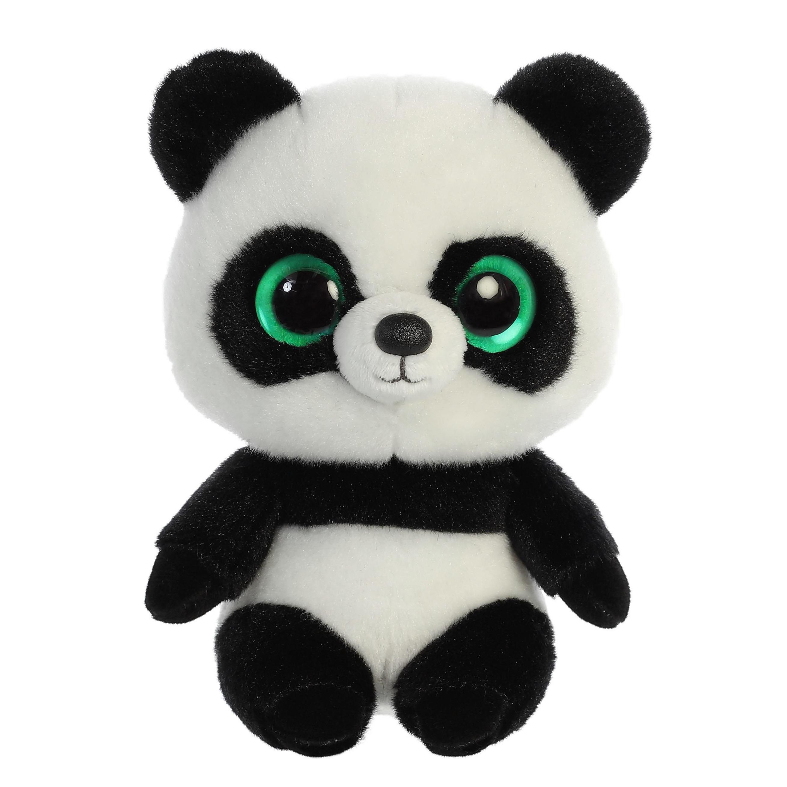 Pluche panda beer knuffel 20 cm