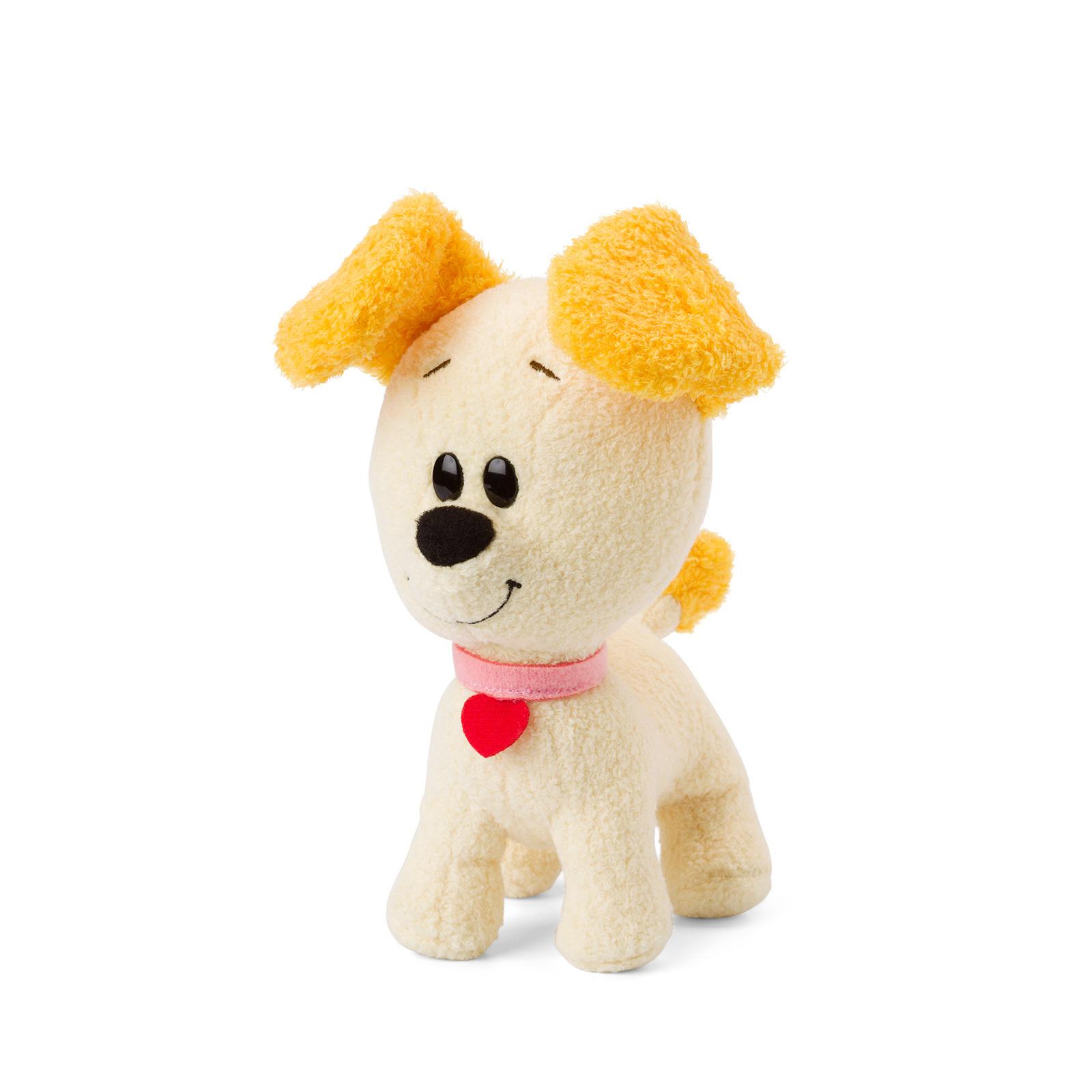 Pluche Pip knuffel geel 16 cm