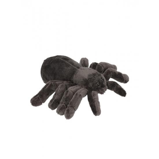 Pluche tarantula spinnen knuffel 16 cm