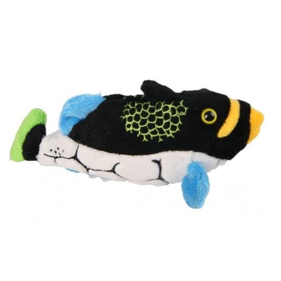 Pluche tropische vissen 20 cm