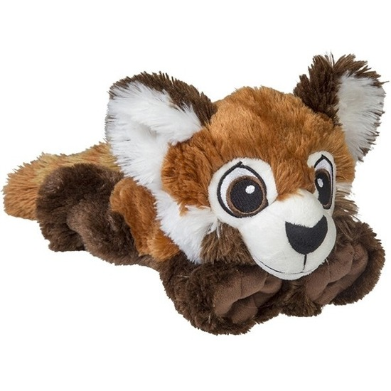 Rode pandas knuffels 38 cm knuffeldieren