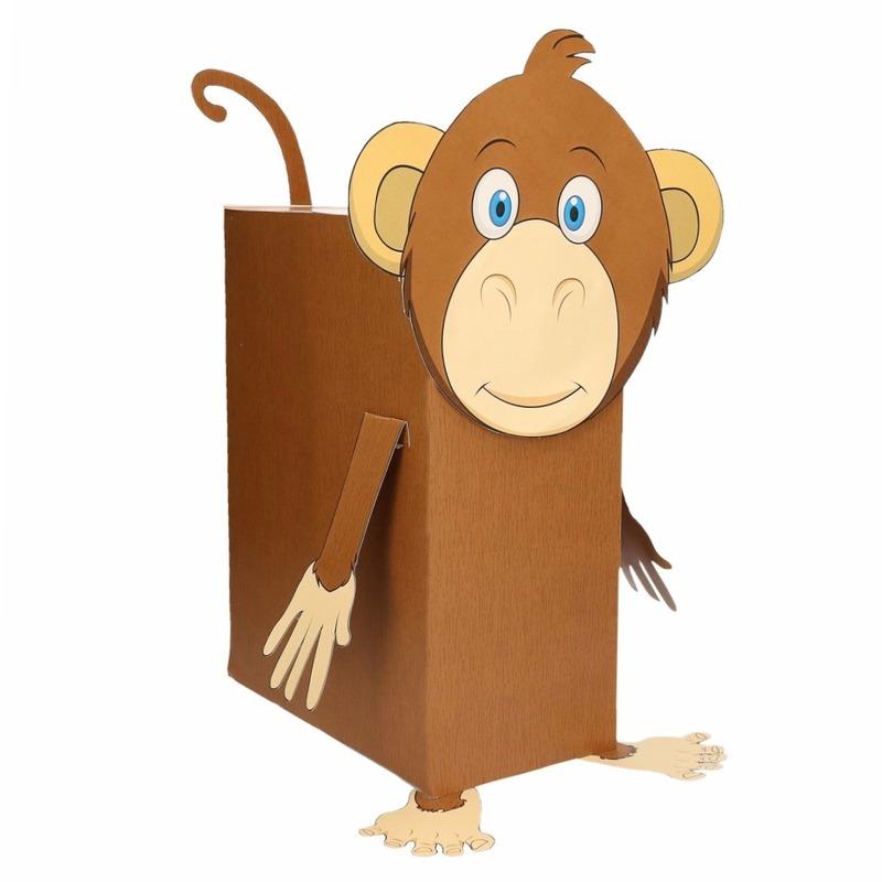 Sinterklaas surprise aap DIY pakket