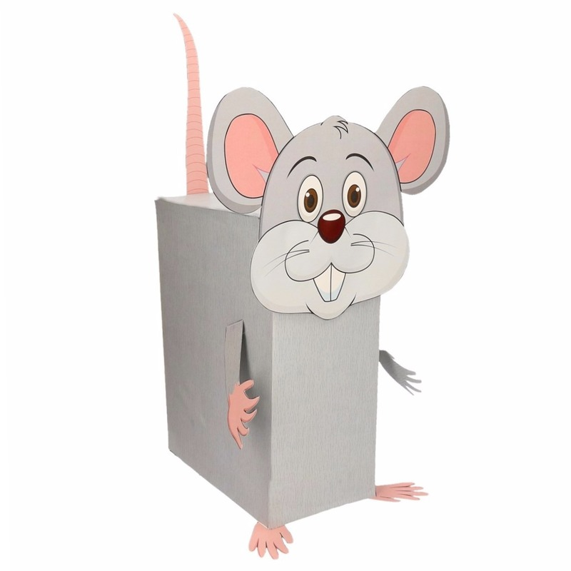 Sinterklaas surprise muis / rat DIY pakket