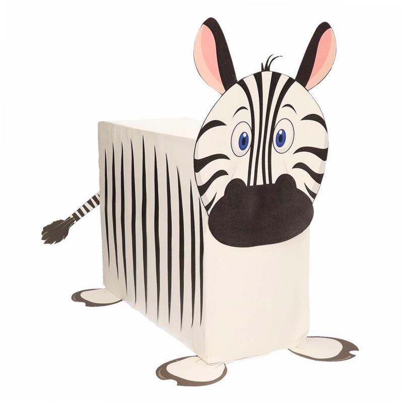 Sinterklaas surprise zebra DIY pakket