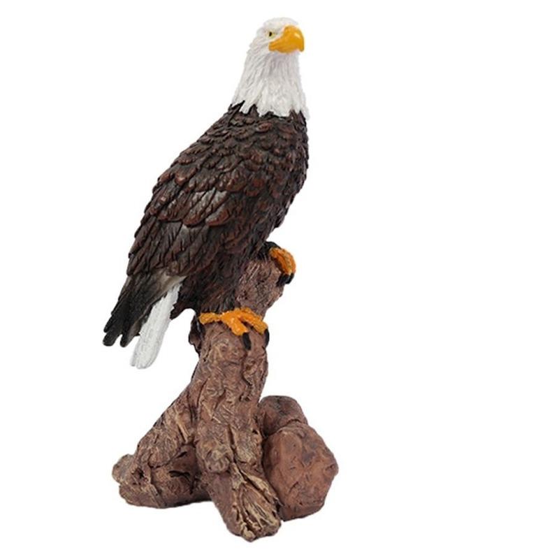 Speelfiguur roofvogel adelaar 7,5 cm
