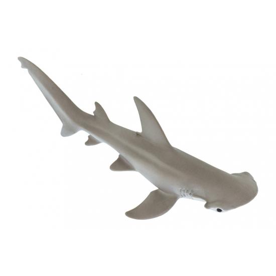 Speelgoed hamerhaai 13 cm