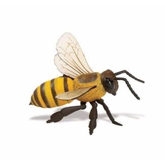Speelgoed nep honingbij 14 cm