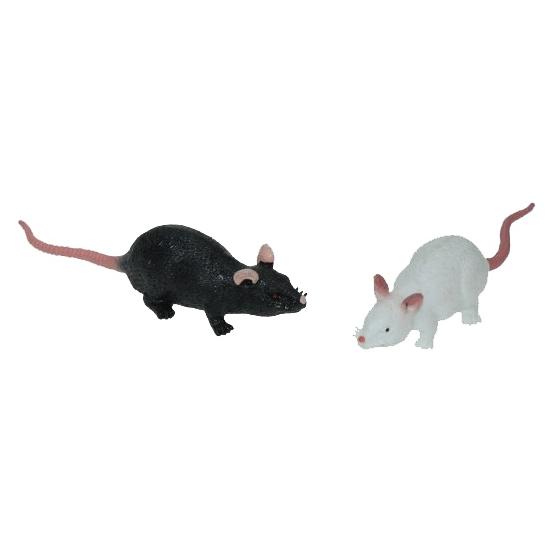 Speelgoed ratten 11 cm
